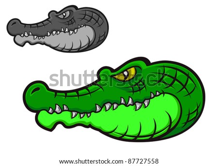 Alligator Eye Stock Images, Royalty-Free Images & Vectors ... - photo#16