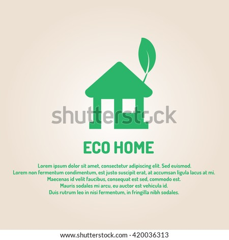 green information with ecology and green city of energy saving or clean energy with green collection.Ecology info collection,Charts,Symbols,Graphic elements.