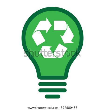 green lamp recycle