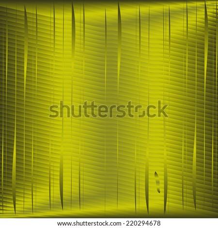 Green light background strips texture pattern - stock vector