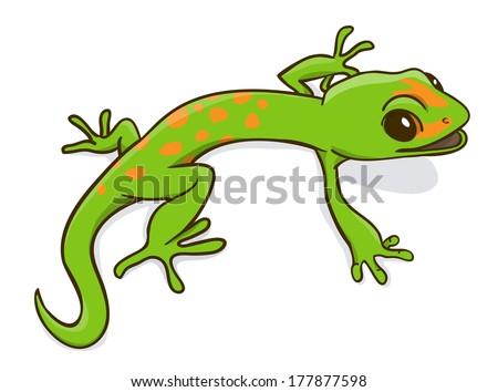 Lizard Cartoon Stock Images Royalty Free Images Amp Vectors
