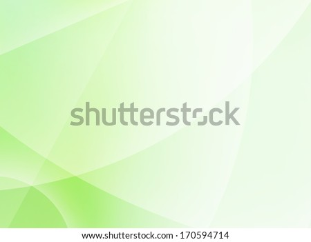 green sky soft pastels abstract background vector illustration eps 10 - stock vector