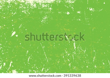 GreenDistress Grunge Texture For Your Design. EPS10 vector.