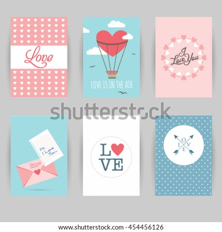 Greeting card banner love invitation card stock vector royalty free greeting card banner love invitation card love heart arrow letter stopboris Gallery