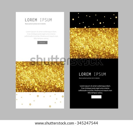 Greeting Card easy all editable - stock vector