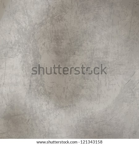 Grey background vector - stock vector