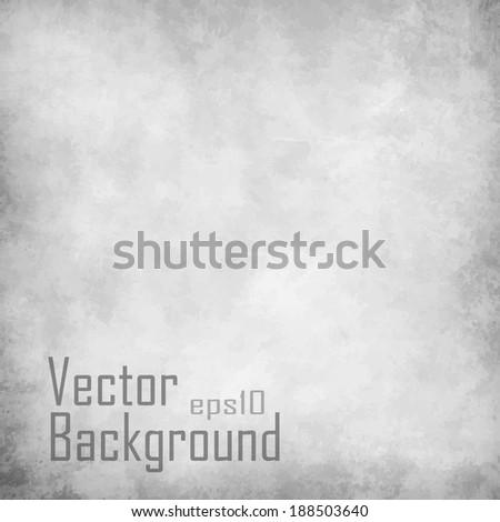 Grey background vector - stock vector