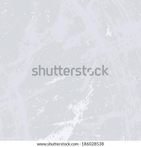 Grey Painted Grunge texture for your design. EPS10 vector.