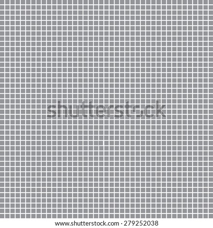 Grey white black mosaic background - stock vector