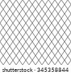Grid, mesh, lattice background with rhombus, diamond shapes. - stock vector