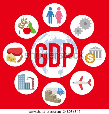 gross domestic product gdp various industry stock vector airplane graphics clip art airplane graphics colorado