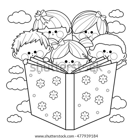 Coloring Book Stock Images Royalty Free Images Vectors A Coloring Book