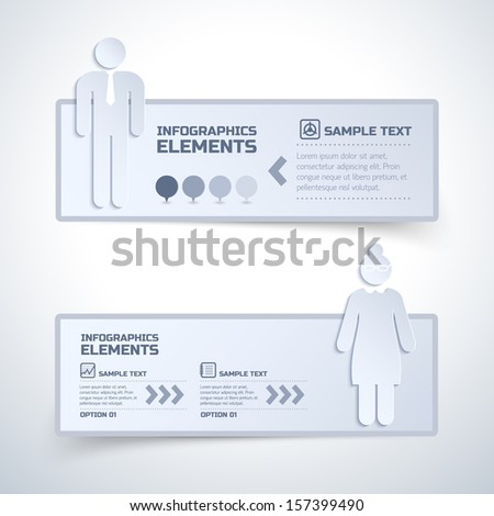 Group of people. Teamwork concept. Vector Illustration, eps10, contains transparencies. - stock vector