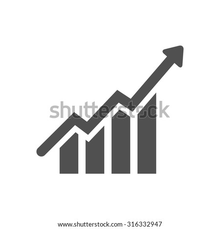Growth Chart Stock Images RoyaltyFree Images  Vectors
