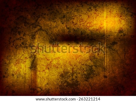 Grunge abstract wall texture. Vector design - stock vector