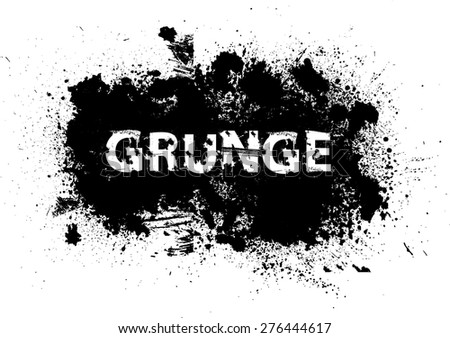 Grunge Background Texture . Vector