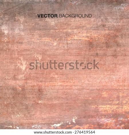 Grunge background - vector illustration - stock vector