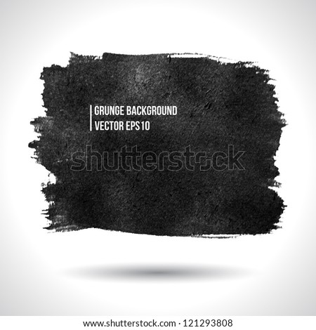Grunge background. Watercolor background. Retro background. Vintage background. Business background. Abstract background. Hand drawn. Texture background. Abstract shape - stock vector
