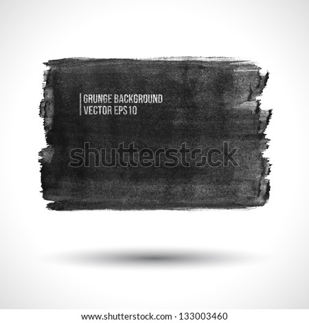 Grunge background. Watercolor background. Retro background. Vintage background. Business background. Abstract background. Hand drawn. Vector background. Texture background. Abstract shape - stock vector