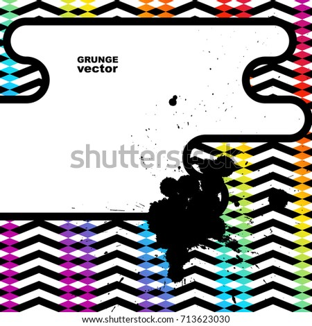 grunge background geometric elements patterns fashion stock vector rh shutterstock com vector grunge texture background vector grunge sunburst background