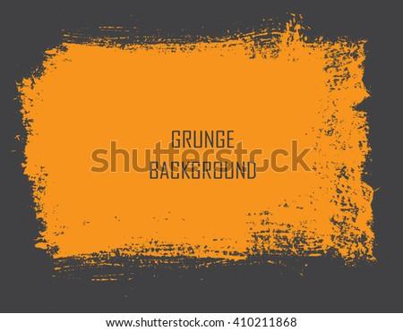 Grunge banner.Vector grunge background. - stock vector