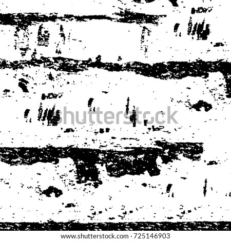 Grunge black and white urban style vector. Abstract texture crack. Dark background monochrome
