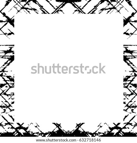 grunge black white square distressed frame stock photo photo rh shutterstock com grunge vector free download grunge vector images