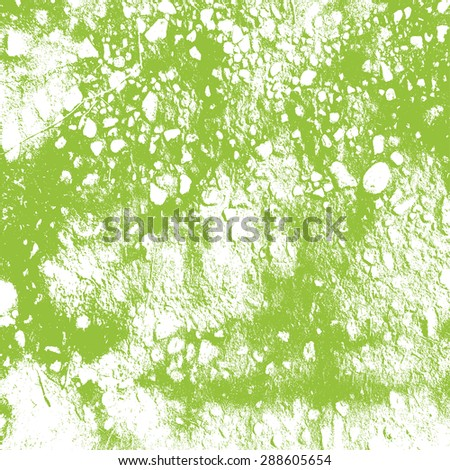 Grunge green background vector latex