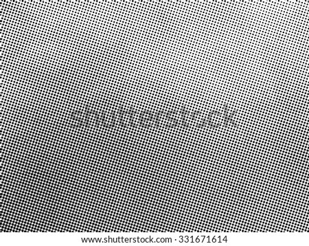 Grunge halftone dots . Halftone vector texture background . Dotted Abstract Vector Texture . Spotted Distress Dirty Damaged Dots Overlay Texture . Halftone Effect . Dotted Pattern . - stock vector