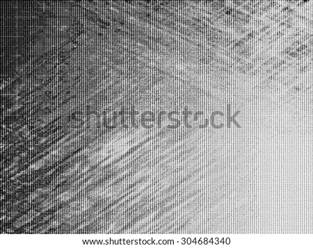 Grunge halftone dots vector texture background. Dotted background Texture. Distress Overlay Circles Texture . Vector Texture  - stock vector
