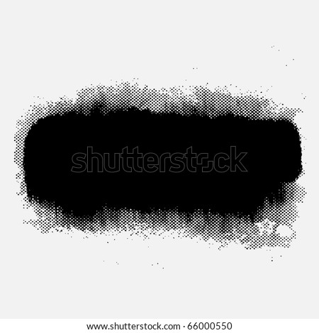 grunge halftone textures. space for your text. vector illustration