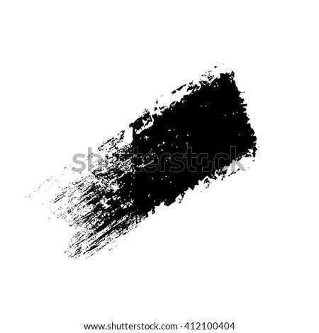 Grunge line, vector illustration