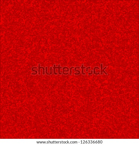 Grunge red paper vector background - stock vector