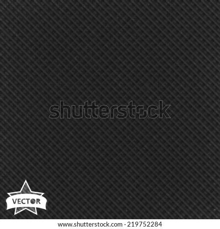 grunge retro texture, vector background - stock vector