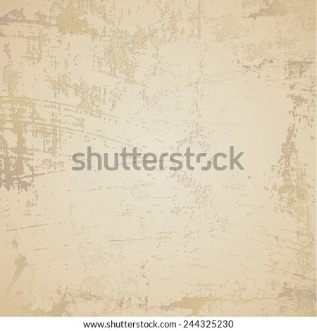 grunge retro vintage texture, vector background. (resembles a Venetian stucco and paper)