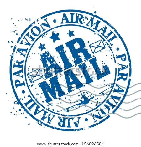 airmail stamp stock images  royalty free images   vectors uss logo usar logo