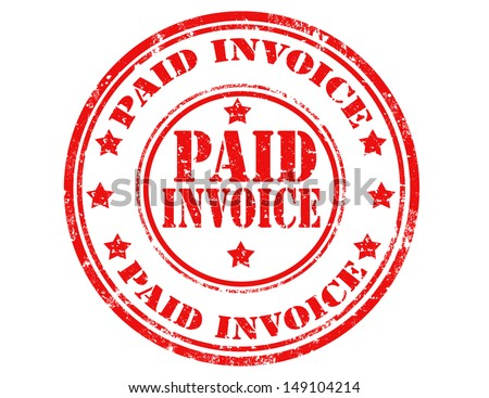 Example Tax Invoice Excel Paid Invoice Stock Images Royaltyfree Images  Vectors  Reimbursement Invoice with Invoice Discounting And Factoring Pdf Grunge Rubber Stamp With Text Paid Invoicevector Illustration Small Receipt Scanner Excel