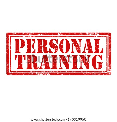 Personal Training Stock Vectors & Vector Clip Art ...
