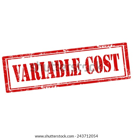 variable costs Variable costs are costs that change with the production volume if the level of  production decreases, total variable costs decrea.