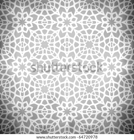 Grunge Seamless Design Pattern - stock vector