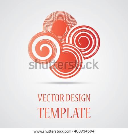 Grunge Shape.Cloud Shape.Tag Shape.Sale Shape.Tab Shape.Sticker Shape.Logo Shape. Spiral Shape.Modern Shape.Retro Shape. - stock vector