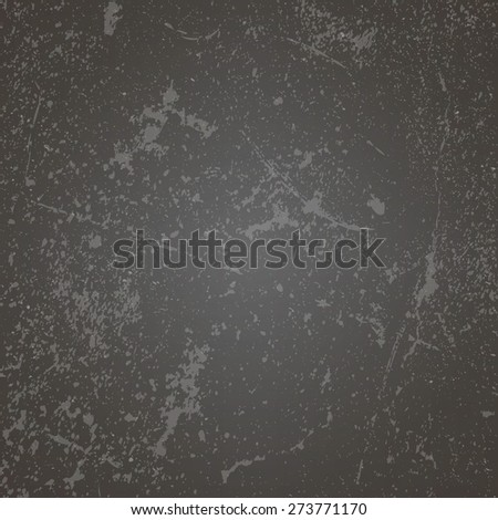 Grunge texture background. Concrete  wall and floor. Vector Illustration. - stock vector