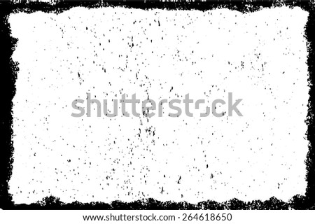 Grunge texture.Distress background.Abstract vector template.  - stock vector
