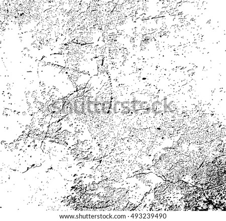 Grunge texture.Distress overlay texture.Abstract vector template.