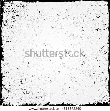 Grunge texture.Grunge background.Abstract vector template. - stock vector
