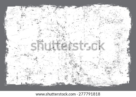 Grunge texture. Grunge background.Vector template. - stock vector