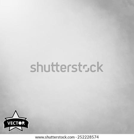 grunge texture, vector background - stock vector