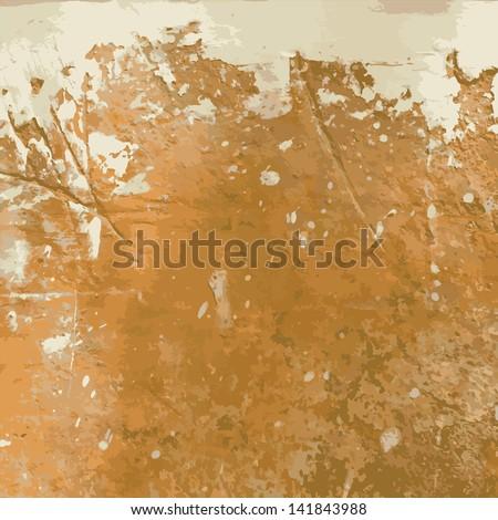 Grunge texture. Vector illustration. - stock vector