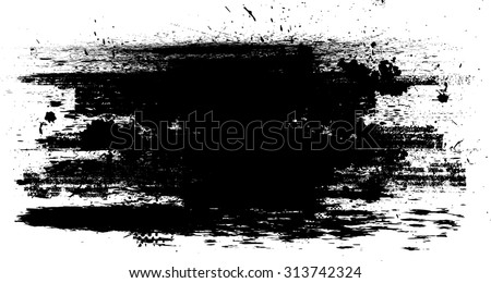 Grunge Urban Background.Texture Vector.Dust Overlay Distress Grain ,Simply Place illustration over any Object to Create grungy Effect .abstract,splattered , dirty,poster for your design - stock vector