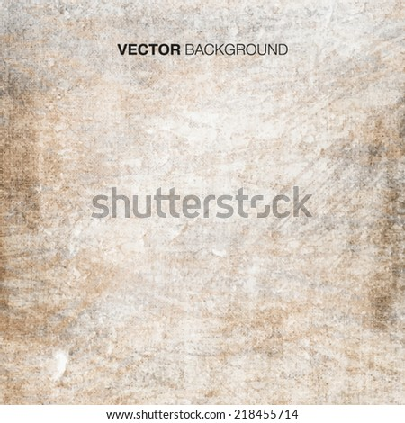 Grunge vector background - stock vector